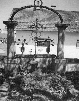 Jeho hrob v Beutelsbachu