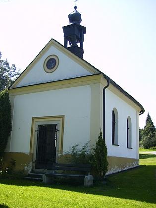 Návesní kaple v Řepešíně