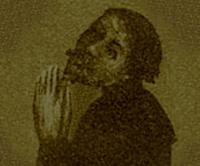 Básníkův portrét (St.-Hieronymus-Offizium /1404/)