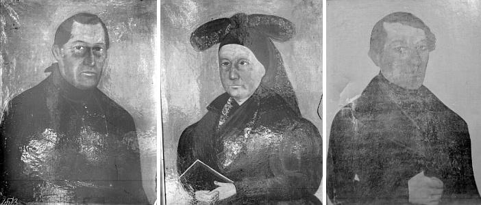 Jeho předkové na reprodukcích obrazů Wenzela Holtera (1827-1873) ve sbírkách muzea v Chebu