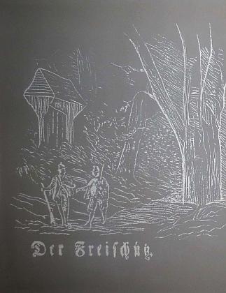 Carlu Maria Weberovi a opeře Čarostřelec byl věnován jeden ze stolů v myslivně na Březníku, která sloužila jako restaurace s historickou expozicí a informačním centrem
