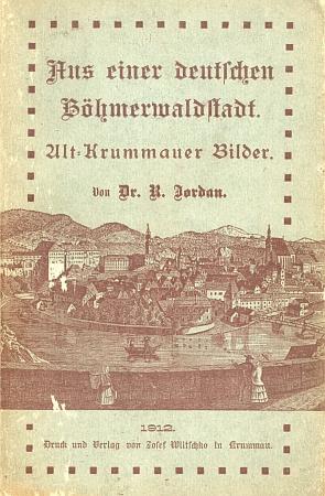 Obálka (1912) jeho knihy
