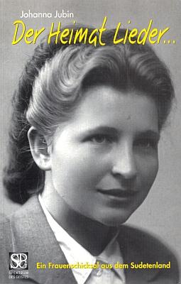 Obálka (1997, SDG Verlag) její knihy, na níž je zachycena v mladém věku