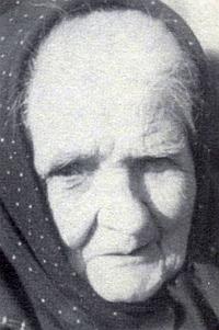 Její maminka Barbara, roz. Sperlová