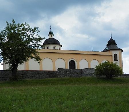 Kaple sv. Andělů Strážných nad Sušicí
