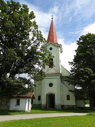 Kostel sv. Anny...