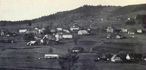 Zvonková zachycena v roce vyhnání 1946