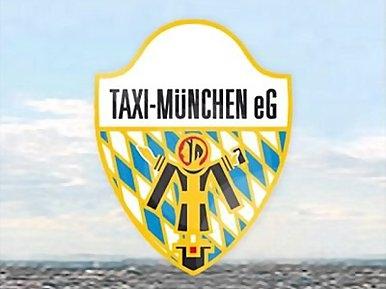 Emblém sdružení mnichovských taxikářů