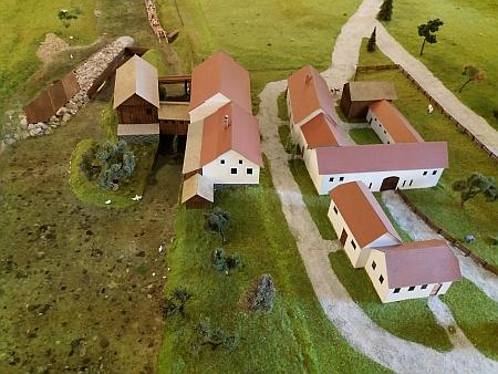 Model mlýna na Předním Hamru byl v roce 2017 jedním z exponátů výstavy Ze břehů řeky Vltavy -     Příběhy řeky, krajiny a lidí v Památníku Adalberta Stiftera v Horní Plané