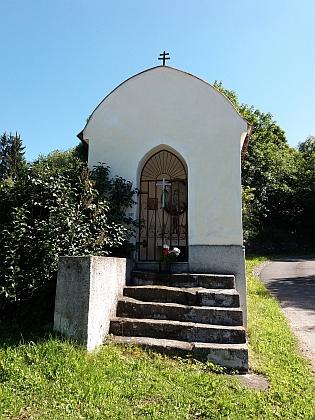 Návesní kaple v Nicově