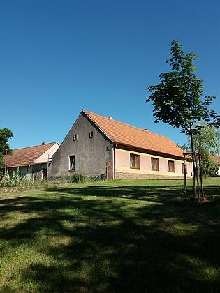Rodný dům čp. 9 v Kališti u Lipí