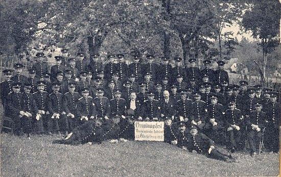 Ve třicátých letech byl ve Zvonkové založen spolek vojenských veteránů
