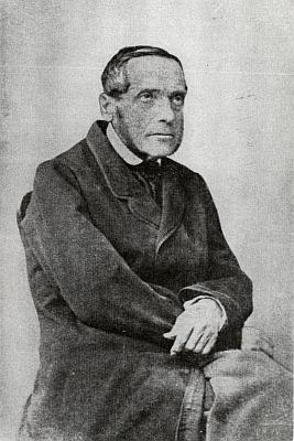 Do té doby neznámá fotografie Stiftera, o níž pojednává Jungmairův text