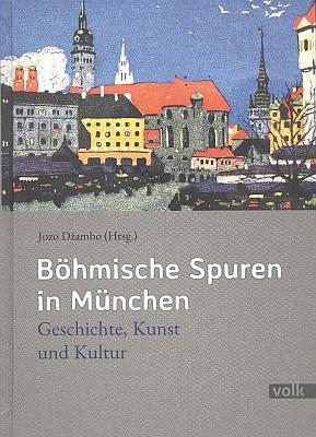 V knize, jejímž editorem byl Jozo Džambo, se ve dvou textech vydala po stopách českých spisovatelů a filmařů v Mnichově (Volk Verlag, Mnichov,2020)