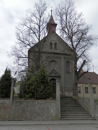 Kostel sv. Cyrila a Metoděje v Suchém Vrbném