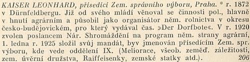 O jeho významu nejlépe svědčí zařazení do proslulého Alba representantů všech oborů veřejného života československého z roku 1927