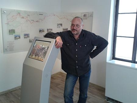 ... jejímž autorem je historik Ivo Hajn