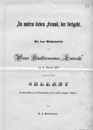 """Na rozloučenou s lodí """"Novara"""" (1857), která obeplula svět"""