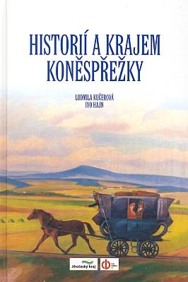 Obálka (2008) knihy s jeho verši okoněspřežce vydané v Českých Budějovicích nakladatelstvím Bazilika