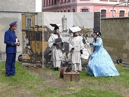 ... ve kterém byla v dubnu 2014 otevřena nová expozice Jihočeského muzea...