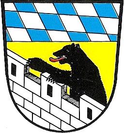 Znak města Grafenau
