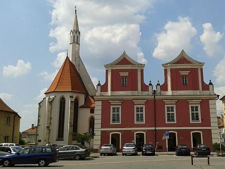 Soběslavské náměstí