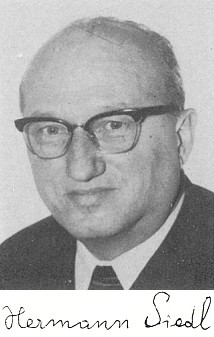 Farář Hermann Siedl