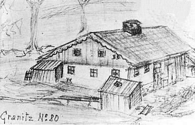 Dům v Granitz čp. 80