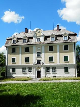 Někdejší celnice v Hörleinsödt