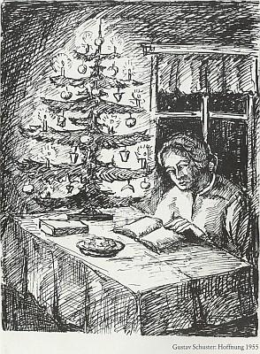 Na obálce vánočního čísla měsíčníku Hoam! z prosince 1986 se Studenecká píseň objevila s ní jako její autorkou v titulu     a s kresbou Gustava Schustera Naděje na protější stránce