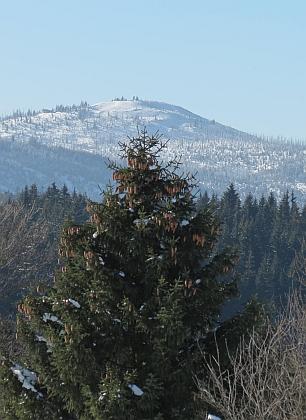 Luzný z Knížecích Plání (zima 2015)...