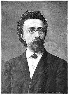 Německý učitel, básník a spisovatel Anton Ohorn