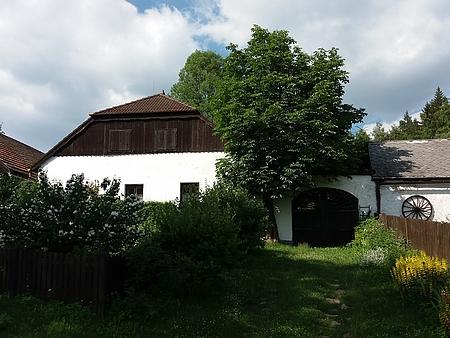 Dům čp. 4 v Perlovicích (2018)