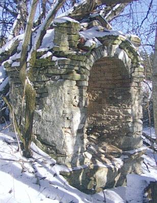 Dvě kaple při zaniklé osadě Svíba svědčí výmluvně i o nás