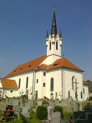 Farní kostel sv. Bartoloměje ve Vyšším Brodě