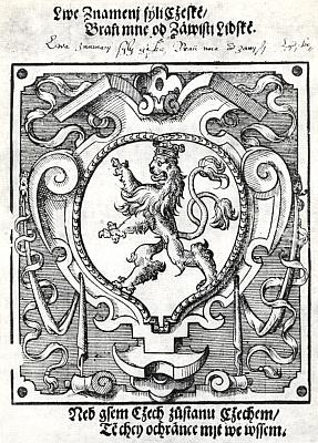 Jak věrnými dokázali cisterciáčtí bratři také být a i za války třicetileté zůstat, svědčí tato frontispis v knize opata cisterciáckého kláštera     Sedlec blízko Kutné Hory Šimona Eustacha Kapihorského, vydaná roku 1630