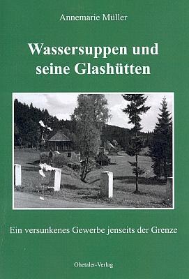 Obálka (2009) knihy vydané Ohetaler-Verlag v Riedlhütte čerpající z jeho nepublikovaných zápisků