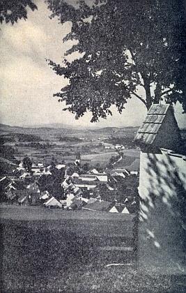 Trochu nezvyklý pohled na rodný Rychnov nad Malší