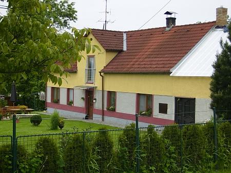 Dům v Rychnově nad Malší, kde žije