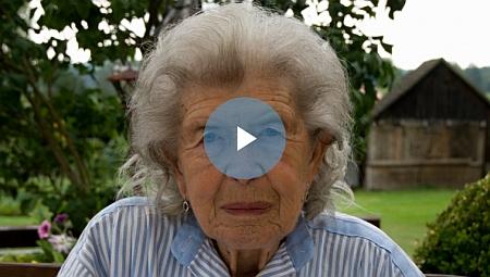 Na webových stránkách projektu Paměť národa jsou kromě jejího životopisu afotografií i zvukové záznamy jejích vzpomínek