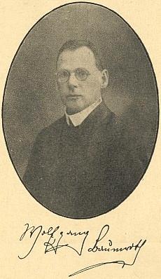 "Podepsán pseudonymem ""Wolfgang Baumroth"""