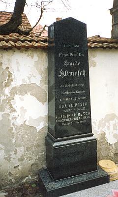 Hrob v Kaplici