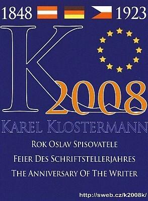 Návrh plakátu ke spisovatelovu výročí