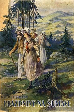 Obálka českého překladu Maxe Regala jeho německy psaných fejetonů (1926) vydaného v Praze (Jos. R. Vilímek)