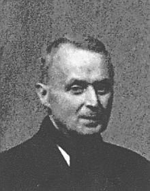 Snímek Leopolda Knappa z druhé půle padesátých let (asi 1956-1957)