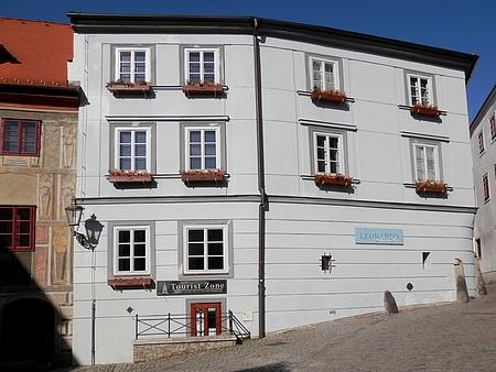 Dům v Soukenické ulici čp. 33