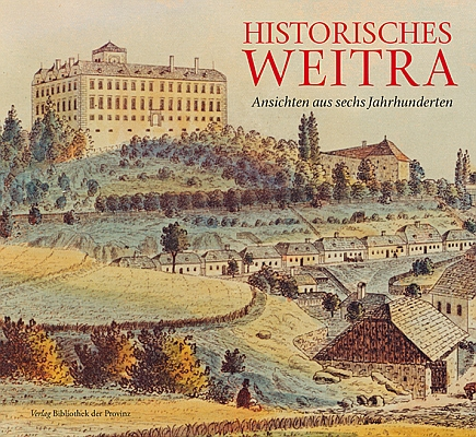 Obálka knihy, kterou napsal spolu Wolfgangem Katzenschlagerem (2007, Verlag Bibliothek derProvinz,Weitra)