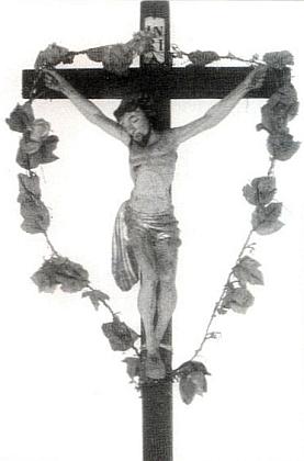 ... a kříž uvnitř