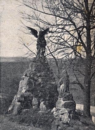 """Na místě zvaném """"Oelbergengl"""" v Horšovském Týně stávalo totosousoší"""