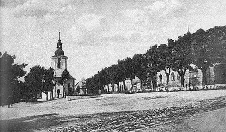 Rodné Litrbachy (Čistá) mezi dvěma světovými válkami a dnes, kdy z nich zůstalo jen původní stromořadí